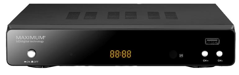 Maximum XO-30S HDTV Sat-Receiver (HDTV, DVB-S, DVB-S2) für 25€ inkl. Versand