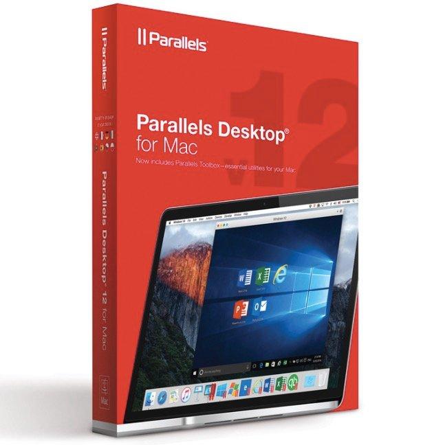 Parallels Desktop 12 für Mac (1 Gerät) nur 34,98€ (statt 55€)