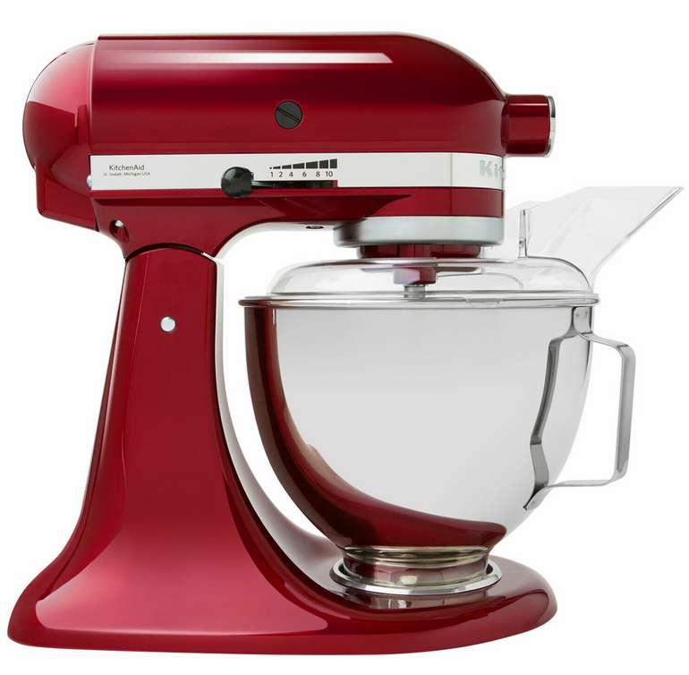 KitchenAid 5KSM45EGD Küchenmaschine Rührgerät für 269,10€ inkl. Versand - B-Ware!