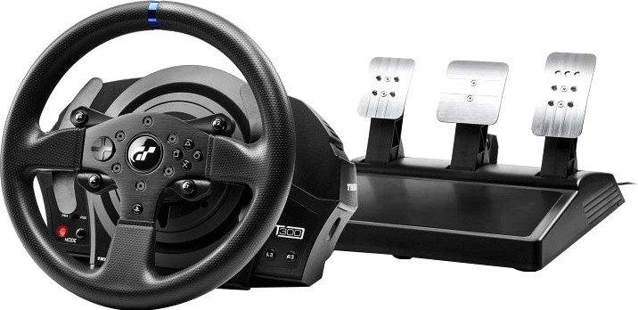 Thrustmaster T300 RS GT Edition inkl. 3er Pedalset (PS4/PS3/PC) für 284,09€ inkl. Versand (statt 315€) - Club + NL