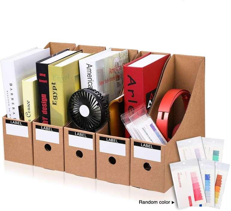 Caveen 5er Pack Stehsammler aus Karton für 8,39€ inkl. Prime VSK