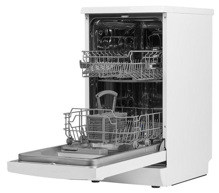 Medion MD 37187 Spülmaschine (45cm breit, 6 Programme, A++) für 205,95€