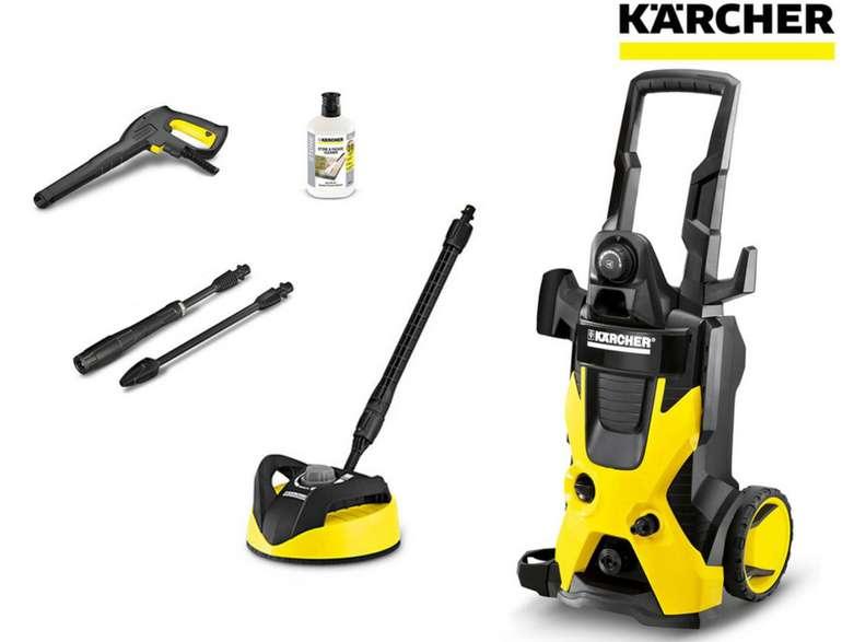 Bestpreis! Kärcher K 5 Full Control Home Hochdruckreiniger für 166,53€  inkl. Versand