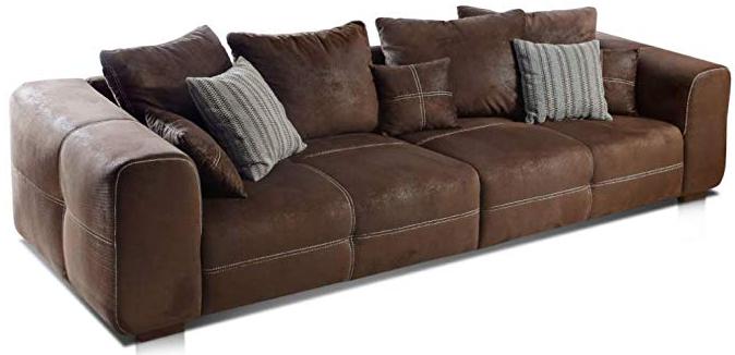 Preisfehler? Calvadore Big Sofa Mavericco für 299€ inkl. Versand (statt 646€)