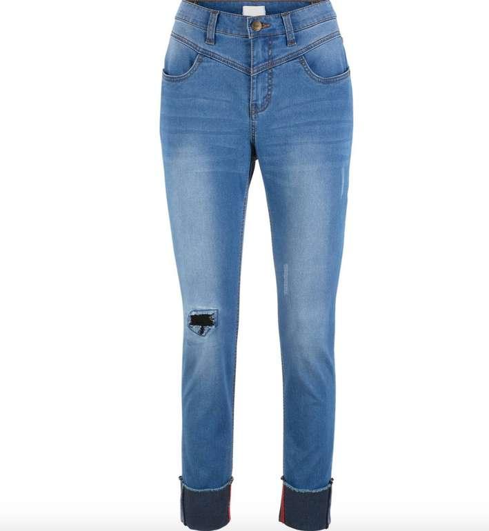 Bonprix mit 20% Rabatt auf das gesamte Sortiment - z.B. Damen Jeans ab 15,19€