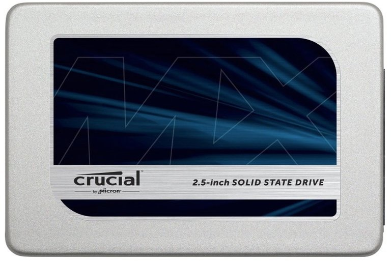 Crucial MX300 - Interne 2,5 Zoll SSD mit 1050GB für 99€ inkl. VSK (statt 139€)