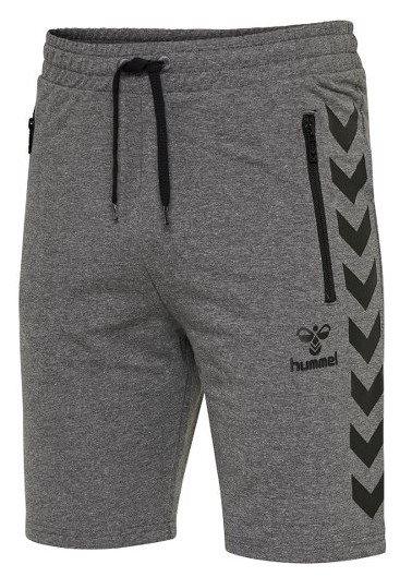 """Hummel Shorts """"Ray"""" in grau & schwarz für 15,26€ (statt 26€)"""