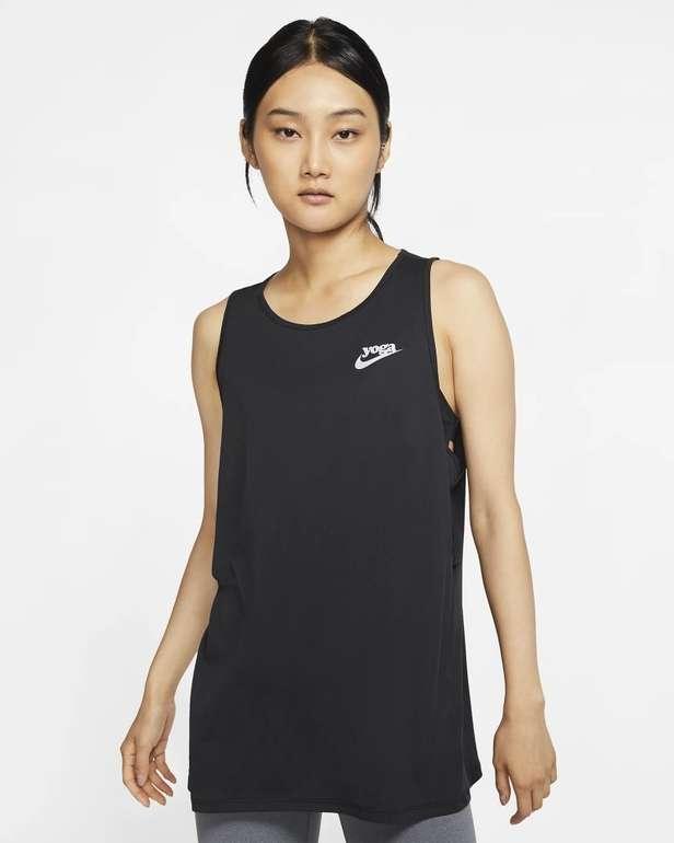 Nike Yoga Damen Tanktop für 17,13€ inkl. Versand (statt 21€) - Nike Membership
