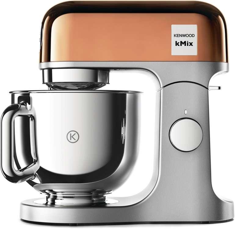 Kenwood KMX760GD kMix Edition Küchenmaschine (1000 Watt, 5 Liter) für 299€ inkl. Versand (statt 399€)