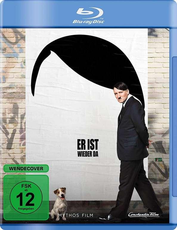 Er ist wieder da (Blu-ray) für 3,52€ inkl. Versand (statt 10€)