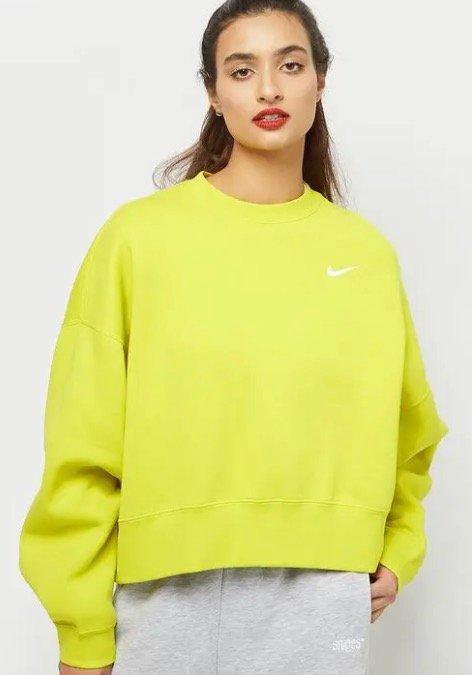 Nike Sportswear Essential Women's Fleece Crew für 27,99€ (statt 35€)