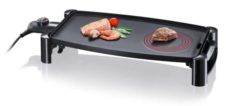 Severin KG 2388 Elektro-Tischgrill mit Fett-Auffangschale für 18,90€ inkl. Versand (statt 26€)