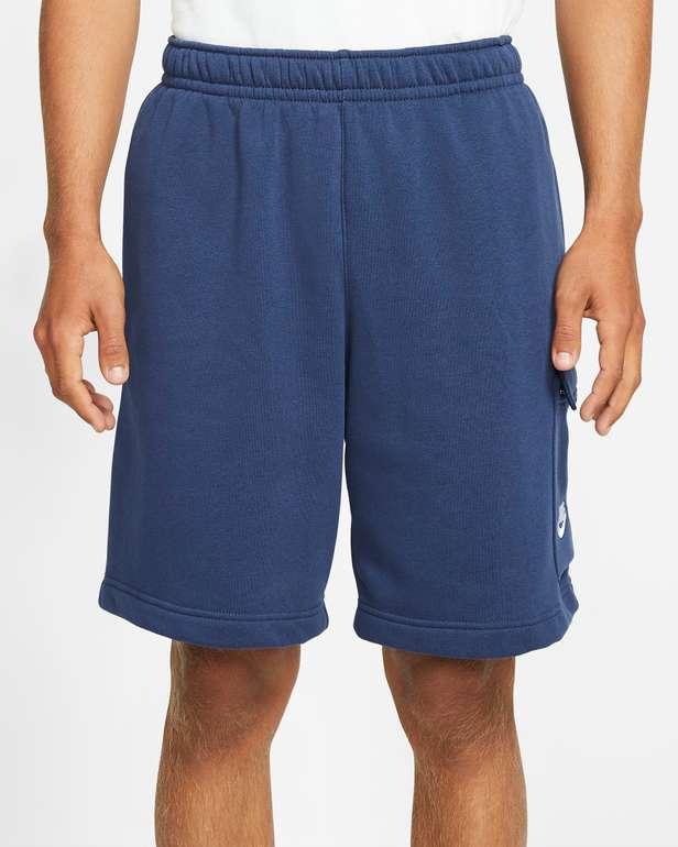 Nike Sportswear Club Cargo Shorts in drei Farben für je 31,49€ inkl. Versand (statt 40€) - Nike Membership!