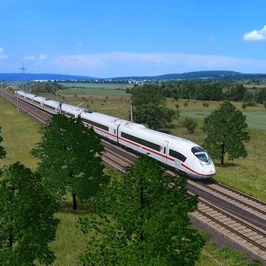 4 Bahnfahrten durch ganz Deutschland für 99,90€ - Kinder bis 14 kostenlos in Begleitung der Eltern!