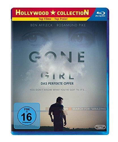 Gone Girl - Das perfekte Opfer (Blu-ray) für 3,89€ inkl. VSK (statt 8€)