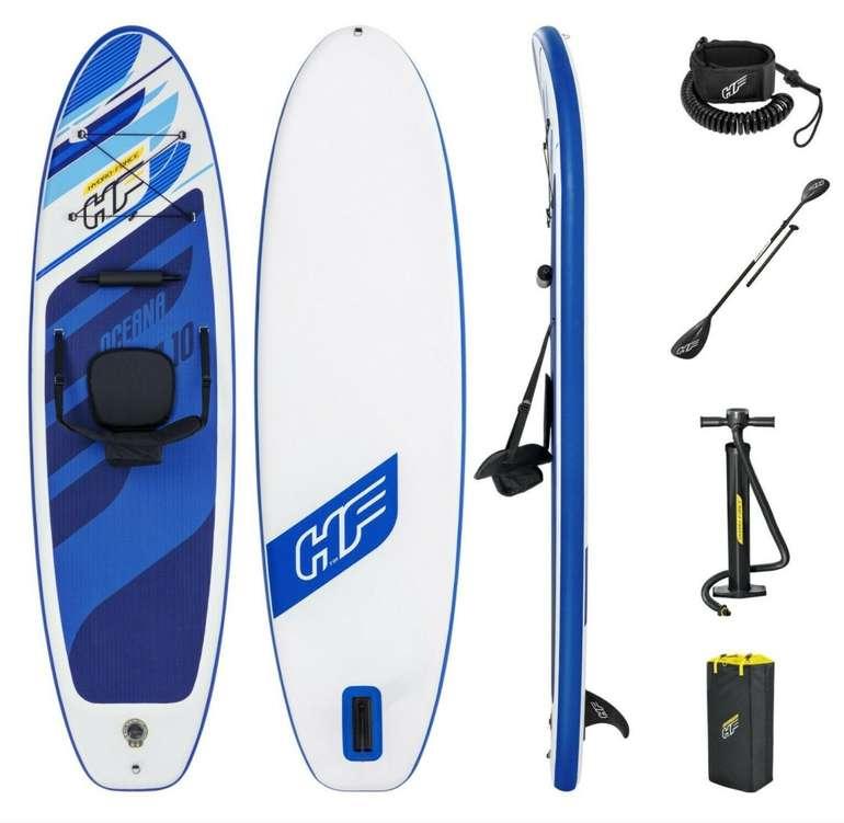 Bestway Hydro Force Stand-Up-Paddle SUP-Board inkl. Sitz für 223,99€ inkl. Versand (statt 299€)