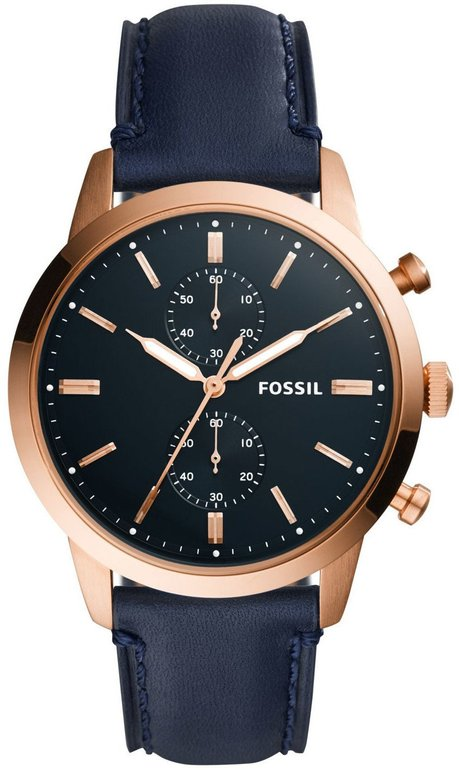 Fossil Townsman Chronograph FS5436 für 84,90€ inkl. VSK (statt 102€)