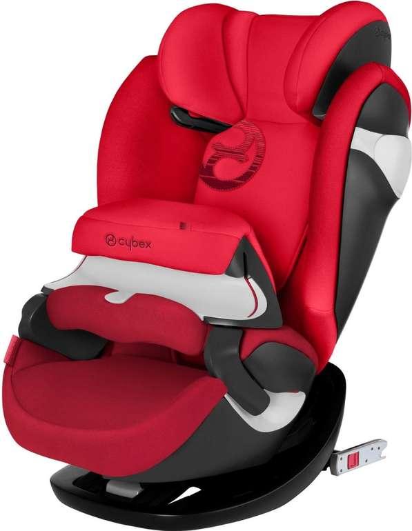 Cybex Gold Kindersitz Pallas M-Fix Rebel Red für 158,09€ inkl. Versand (statt 180€)