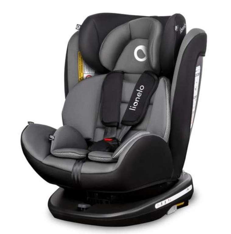 babymarkt: 10% bzw. 12% Rabatt (über die App) auf Kindersitze - z.B. Lionelo Kindersitz Bastiaan Grey Black Base für 90,56€