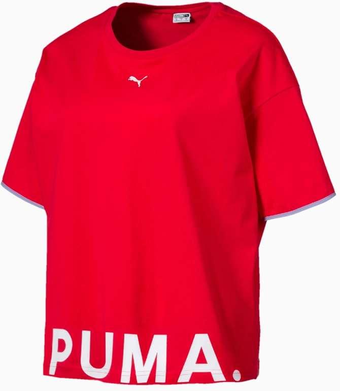 Puma Chase Cotton Damen T-Shirt für 15,55€ inkl. Versand (statt 20€)