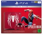 Sony PS4 Slim Konsole (1TB) Limited Edition inklusive Spider-Man für 403,99€