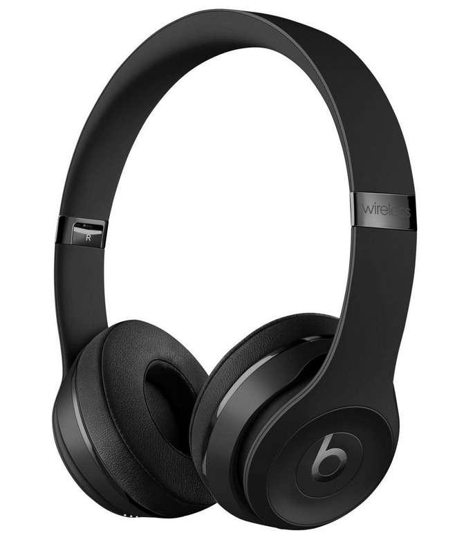 Beats Solo3 Wireless Bluetooth-Kopfhörer in schwarz für 101,56€ inkl. Versand (statt 134€)