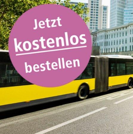 Gestartet: Gratis Schülerticket für Berliner (statt 22€)