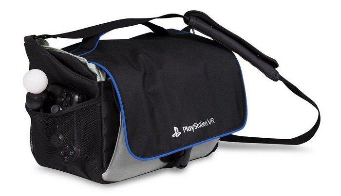 4Gamers Playstation 4 VR Storage Tasche nur 15,94€ inkl. VSK (statt 35€)