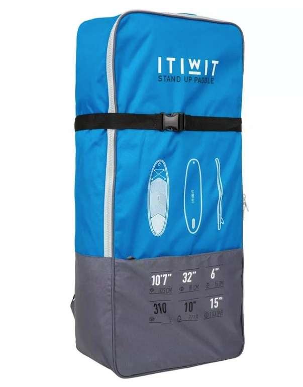 Decathlon Sale mit bis zu 80% Rabatt - z.B. Stand Up Paddle Sup Transporttasche für 9,99€ (statt 20€)