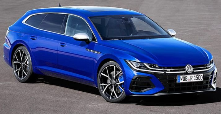 Gewerbeleasing: Volkswagen Arteon Shooting Brake R mit 320PS für 227€ mtl. netto - LF: 0,34!
