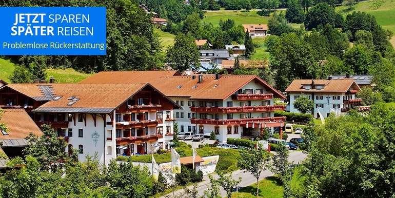 Allgäu: 4*S Königshof Hotel Resort 2 Nächte & Doppelzimmer inkl. Frühstück ab 278€