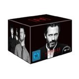 Dr. House – Die komplette Serie (46 DVDs) für 32€ (Vergleich: 45€) - Masterpass!
