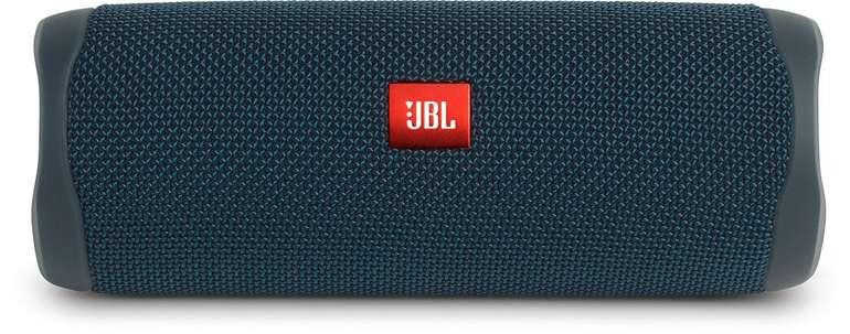 JBL wasserfester Bluetooth Lautsprecher Flip 5 in Ocean Blue ab 74,90€ inkl. VSK