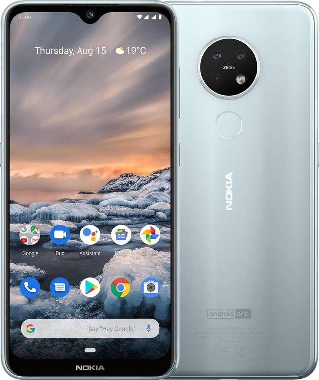 "Nokia 6.2 DS - 6,3"" Smartphone (64 GB, Dual SIM, 4GB RAM) für 179€ inkl. Versand"