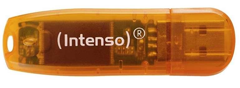 Intenso Rainbow Line 64GB USB Stick für 5€ inkl. Versand (statt 9€)