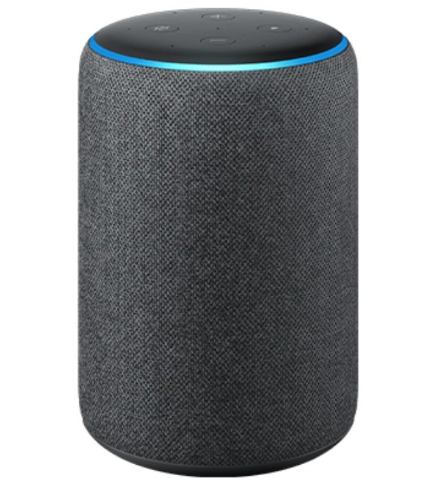 Amazon Echo Smart Speaker (3. Generation) für 49€ inkl. Versand (statt 69€)