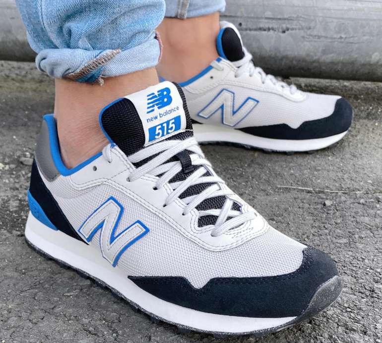 """New Balance ML515 Herren Sneaker im """"Blue-White"""" Colourway für 43,94€inkl. Versand (statt 53€)"""