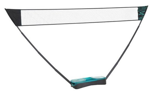 Artengo Easy (portables Badmintonnetz) + 2 Schläger & Federbälle für 26,48€