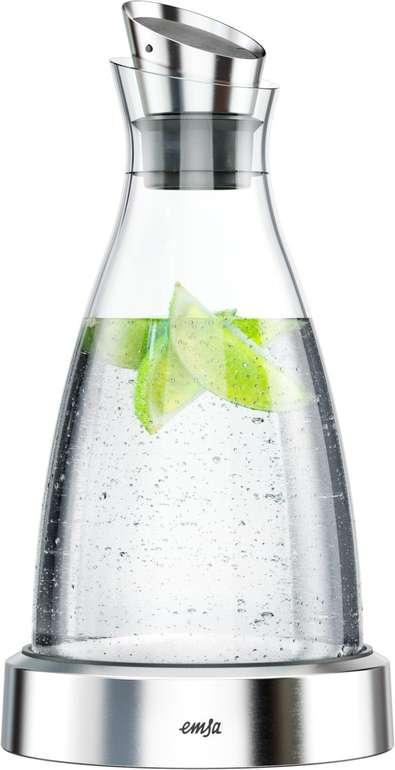 Emsa Flow Kühlkaraffe mit Kühlstation Edelstahl für 20,85€ inkl. Versand (statt 31€)