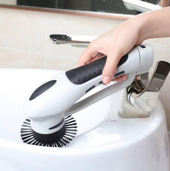 Elektrische Reinigungsbürste mit 4 Bürstenköpfen von Xiaomi Youpin für 27,47€ (statt 36€)