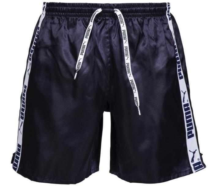 Puma Stripe Glanz Short im klassischen Design zu 9,50€ inkl. Versand (statt 15€)