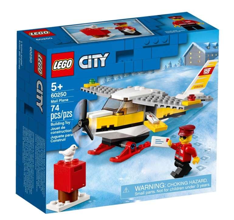 Lego City Post-Flugzeug (60250) für 9,99€inkl. Versand (statt 14€)