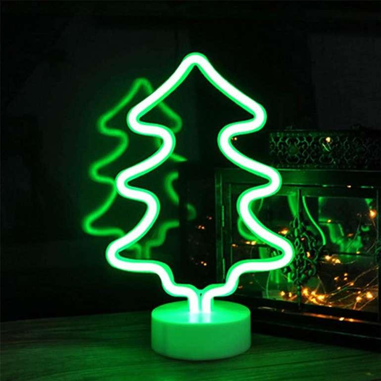 Zwxin - verschiedene LED Neon-Leuchten für je 8,58€ inkl. Versand (statt 13€)