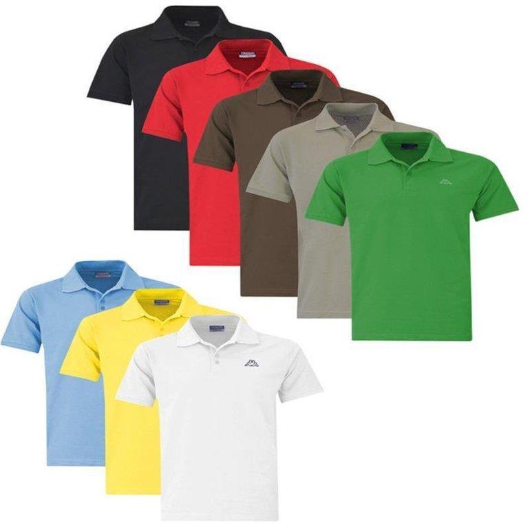 Kappa Herren Poloshirts in 9 Farben je 11,95€ inkl. Versand