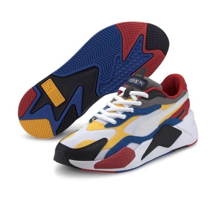 FortyTree Sneaker Sale mit 25% Extra Rabatt - z.B. Puma RS-X³ Puzzle 46 für 74,96€ (statt 100€)