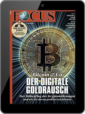 Jahresabo Focus Digital E-Paper für 7,99€ (statt 208€)