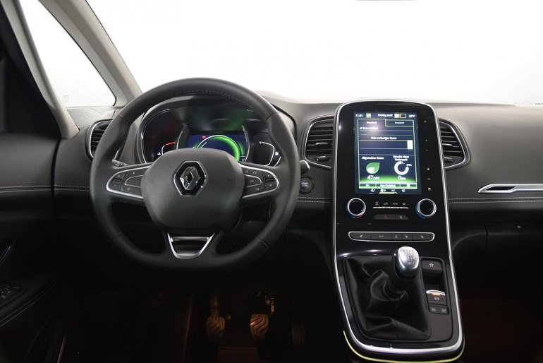 Renault Scenic Leasing 2