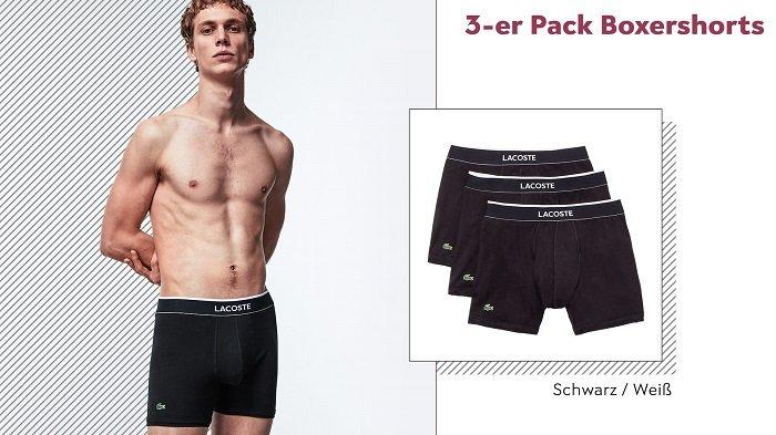 Lacoste Herren Unterwäsche & Loungewear im Sale Veepee 2