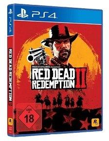 Saturn: 3 für 2 Games Aktion - z.B. 3x Red Dead Redemption 2 für 111,96€