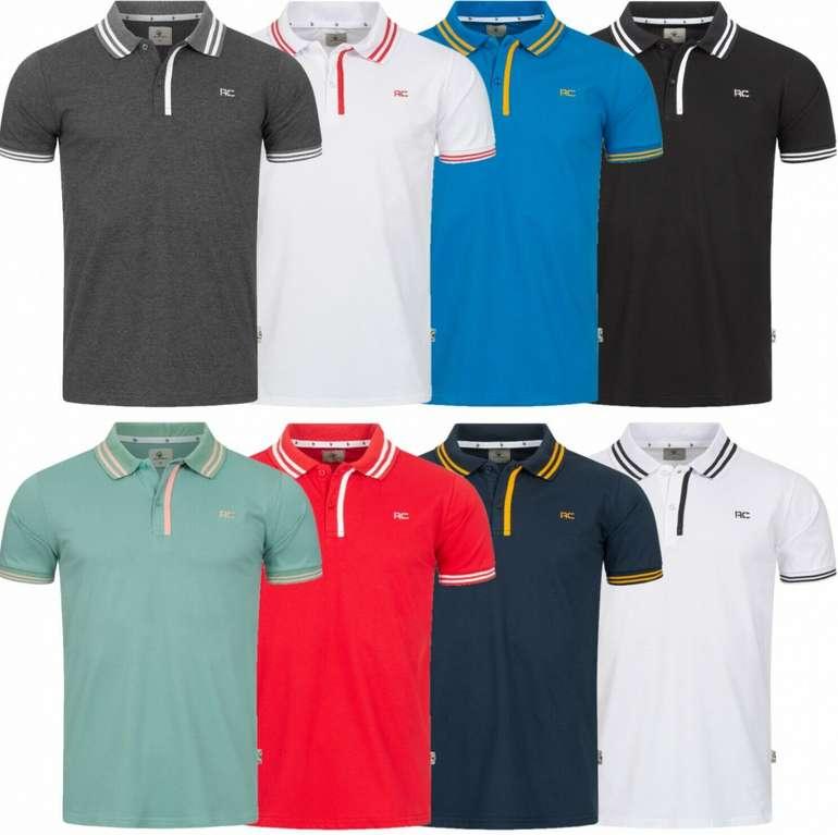 Rock Creek Herren Poloshirt H-283 (vers. Farben) zu je 16,90€ inkl. Versand (statt 20€)